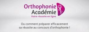 Orthophonie Académie | Devenir Orthophoniste | Slide 1