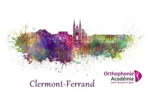 Pack préparation au Concours Orthophonie de Clermont-Ferrand