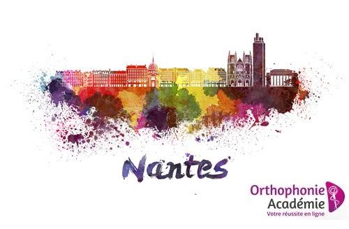 Concours orthophonie de Nantes