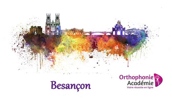 Préparation au Concours Orthophonie de Besançon