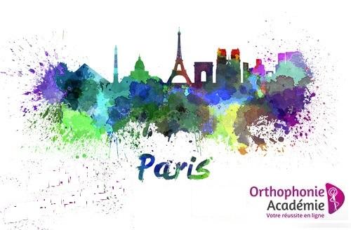 Pack concours orthophoniste de Paris