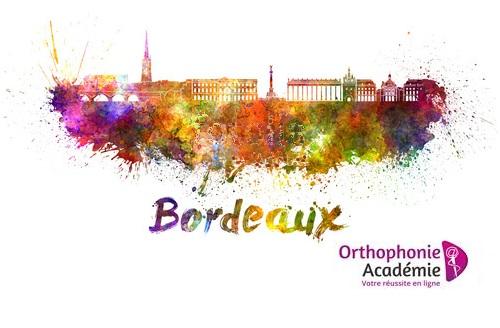 pack préparation au concours orthophonie de bordeaux. annales concours orthophonie de bordeaux