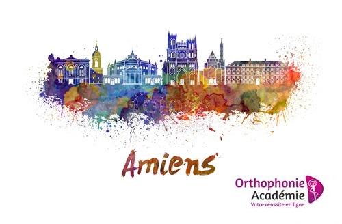 préparation concours orthophonie Amiens. Annales Amiens