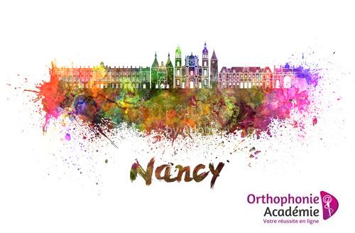 Réussir le concours orthophoniste NANCY avec orthophonie academie