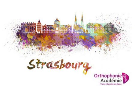 Préparation concours orthophoniste Strasbourg exercices cours annales
