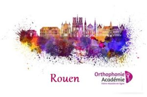 Préparation au concours orthophoniste Rouen. concours blanc annales et exercices typiques de cette ville