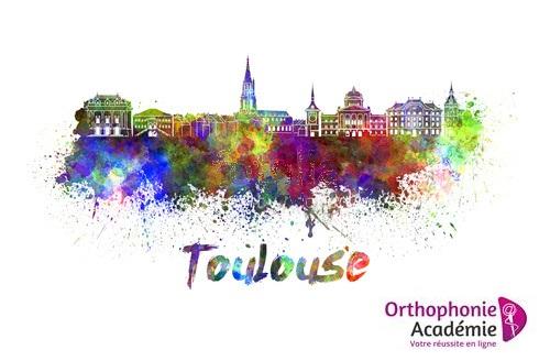 Révisez le concours orthophoniste Toulouse efficacement