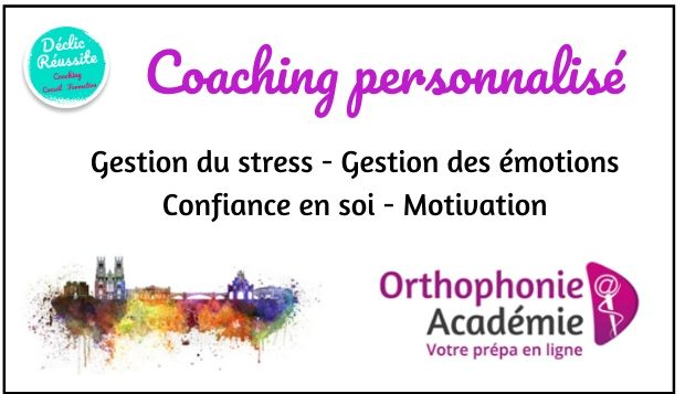 Coaching oral orthophoniste