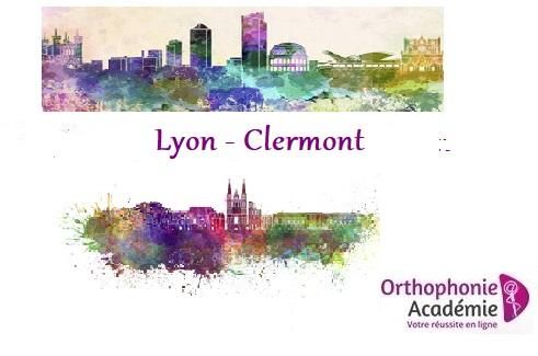 Concours orthophoniste lyon clermont